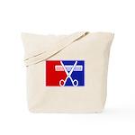 Major League Hair Stylist Tote Bag