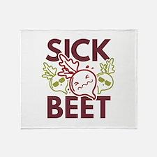 Sick Beet Stadium Blanket