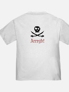 Pirate Skulls T