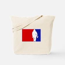 Major League Firefighter Tote Bag