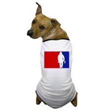 Major League Firefighter Dog T-Shirt