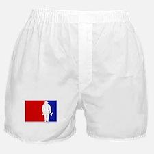 Major League Firefighter Boxer Shorts
