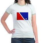Major League Field Hockey Jr. Ringer T-Shirt