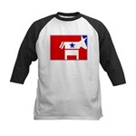 Major League Democrat Kids Baseball Jersey