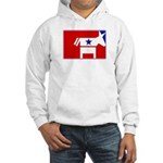 Major League Democrat Hooded Sweatshirt