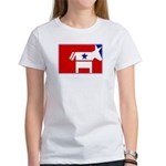 Major League Democrat Women's T-Shirt