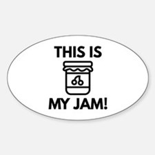 This Is My Jam! Decal