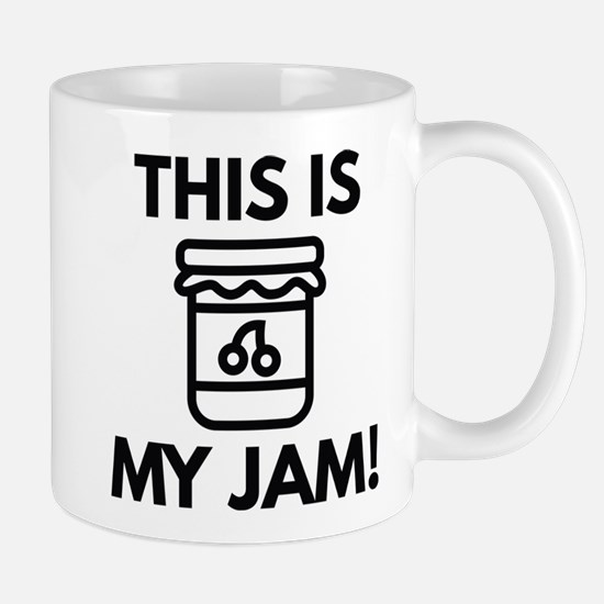 This Is My Jam! Mug