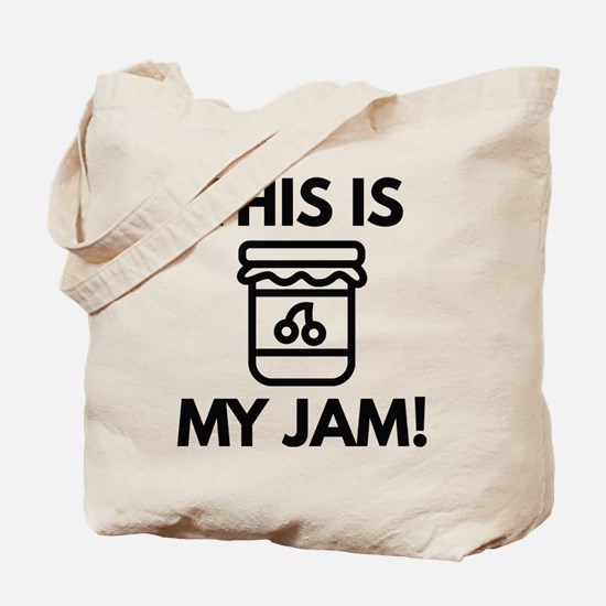 This Is My Jam! Tote Bag