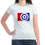 Major League Darts Jr. Ringer T-Shirt
