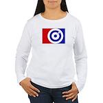 Major League Darts Women's Long Sleeve T-Shirt