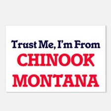 Trust Me, I'm from Chinoo Postcards (Package of 8)