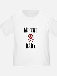 Metal Baby T