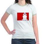 Major League Cruising Jr. Ringer T-Shirt