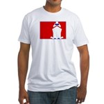 Major League Cruising Fitted T-Shirt