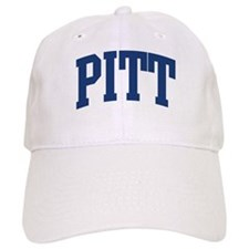 PITT design (blue) Baseball Cap