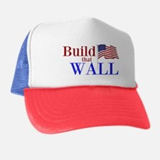 Build That Wall Trucker Hat- Unisex