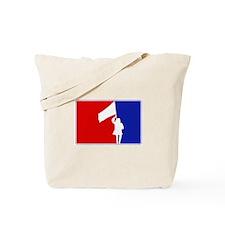 Major League Color-Guard Tote Bag