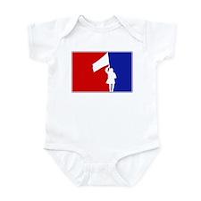 Major League Color-Guard Infant Bodysuit