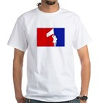 Major League Color-Guard White T-Shirt