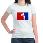 Major League Color-Guard Jr. Ringer T-Shirt