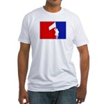 Major League Color-Guard Fitted T-Shirt