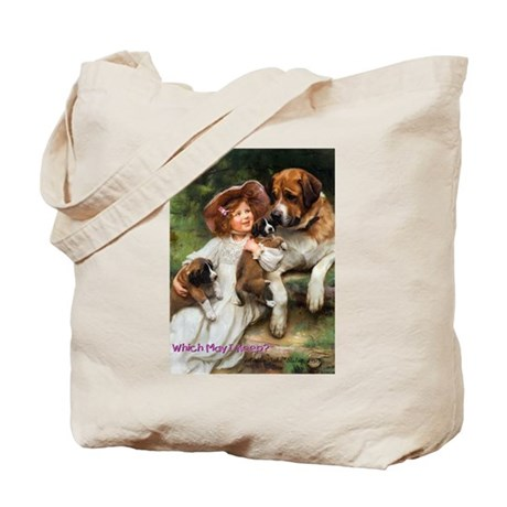 """""""Which May I Keep?"""" - Tote Bag"""