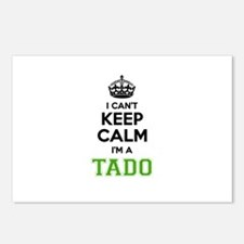 Tado I cant keeep calm Postcards (Package of 8)