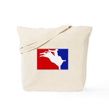 Major League Bullriding Tote Bag