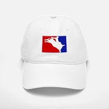 Major League Bullriding Baseball Baseball Cap