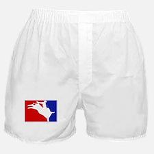 Major League Bullriding Boxer Shorts