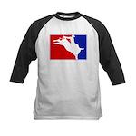 Major League Bullriding Kids Baseball Jersey