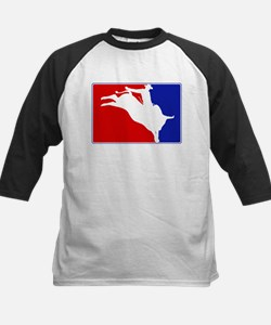 Major League Bullriding Tee