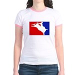 Major League Bullriding Jr. Ringer T-Shirt