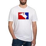 Major League Bullriding Fitted T-Shirt