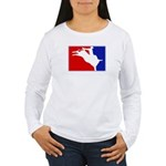 Major League Bullriding Women's Long Sleeve T-Shir