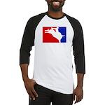 Major League Bullriding Baseball Jersey
