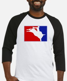 Major League Bullriding Baseball Jersey