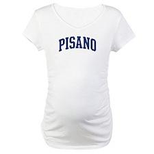PISANO design (blue) Shirt