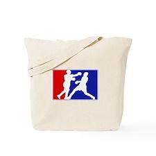 Major League Boxing Tote Bag