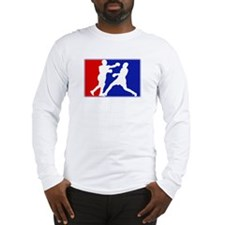 Major League Boxing Long Sleeve T-Shirt