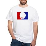 Major League Boxing White T-Shirt