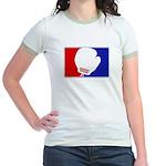 Major League Boxing  Jr. Ringer T-Shirt