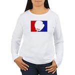 Major League Boxing  Women's Long Sleeve T-Shirt