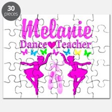 DANCE TEACHER Puzzle