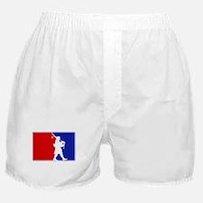 Major League Bagpipes Boxer Shorts