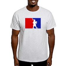Major League Bagpipes T-Shirt