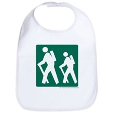 Hiking Sign Bib