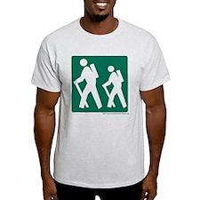 Hiking Sign T-Shirt