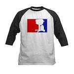 Major League BBQ Kids Baseball Jersey